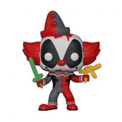 Figurine Pop Marvel Deadpool Clown Deadpool Funko Boutique Geneve Suisse