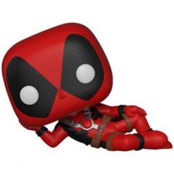 Pop Marvel Deadpool Bob Ross Deadpool