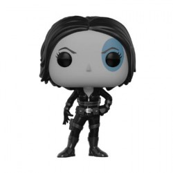 Figurine Pop Marvel Deadpool Domino Funko Boutique Geneve Suisse