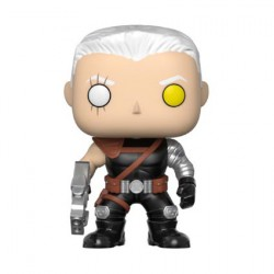 Figuren Pop Marvel Deadpool Cable Funko Figuren Pop! Genf