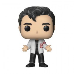 Figurine Pop Movies Grease Sweater Danny Zuko Funko Boutique Geneve Suisse