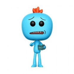 Figurine Pop Cartoons Rick et Morty Meeseeks With Meeseeks Box Edition Limitée Funko Figurines Pop! Geneve