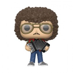 Figurine Pop Rocks Weird Al Yankovic (Rare) Funko Boutique Geneve Suisse