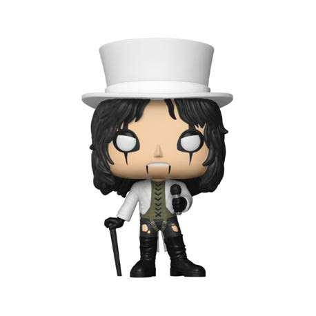 Figur Pop Rocks Alice Cooper Funko Geneva Store Switzerland