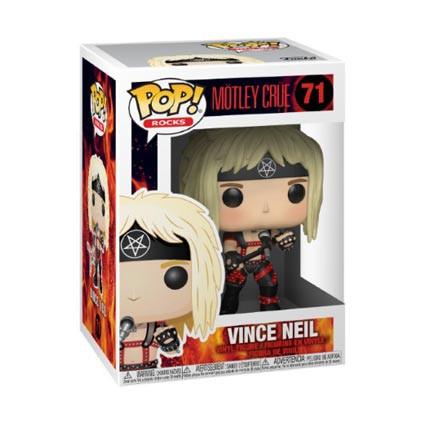 Vince Neil Pop Vinyl-FUN30210 Motley Crue