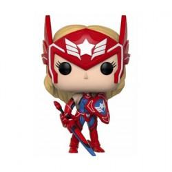 Figurine Pop Marvel Future Fight Sharon Rogers Funko Boutique Geneve Suisse