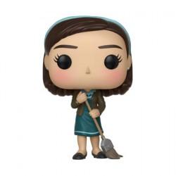 Figurine Pop Movies Shape of Water Elisa with Broom Funko Boutique Geneve Suisse