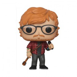 Figurine Pop Rocks Ed Sheeran Funko Boutique Geneve Suisse