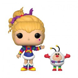 Figurine Pop Cartoons Rainbow Brite Rainbow Brite and Twink Funko Boutique Geneve Suisse
