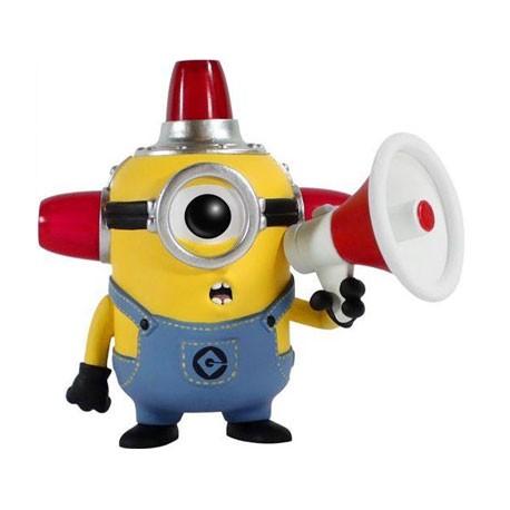 Toys Pop Despicable Me Fire Alarm Minion (Rare) Funko Swizerland Ge