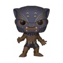 Figur Pop Marvel Black Panther Warrior Fall (Vaulted) Funko Geneva Store Switzerland