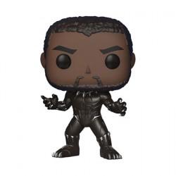 Pop Marvel Black Panther Warrior Fall