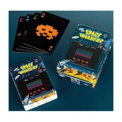 Figuren Space Invaders Playing Cards Figuren und Zubehör Genf