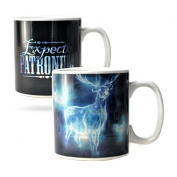 Figurine Tasse Harry Potter Patronus Thermosensible (1 pcs) Boutique Geneve Suisse