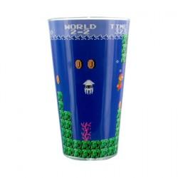 Figurine Verre Super Mario Bros (1 verre) Paladone Boutique Geneve Suisse