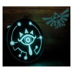 Figurine Lampe Projecteur The Legend of Zelda: Sheikah Eye Boutique Geneve Suisse