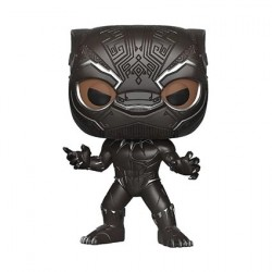 Figuren Pop Marvel Black Panther Chase Funko Figuren Pop! Genf