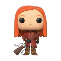 Figurine Pop Harry Potter Ginny Weasley Quidditch Edition Limitée Funko Boutique Geneve Suisse