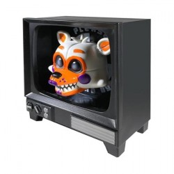 Figur Pop NYCC 2017 FNAF Sister Location Lolbit Limited Edition Funko Geneva Store Switzerland