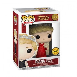 Figurine Pop Royal Family Princess Diana Chase Edition Limitée Funko Boutique Geneve Suisse