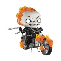 Figurine Pop Rides Ghost Rider Edition Limitée Funko Boutique Geneve Suisse