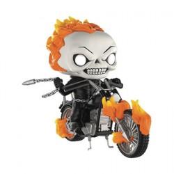 Figurine Pop Rides Ghost Rider Edition Limitée Funko Figurines Pop! Geneve