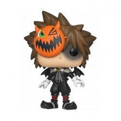 Figurine Pop Disney Kingdom of Hearts Halloween Town Sora Edition Limitée Funko Boutique Geneve Suisse