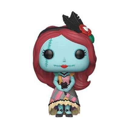 Figuren Pop Disney Nightmare Before Christmas Dapper Sally Limitier