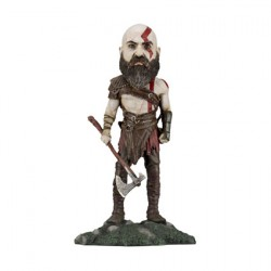 Figur Kratos God of War 4 Head Knocker Neca Geneva Store Switzerland