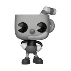 Figurine Pop Games Cuphead Chase Edition Limitée Funko Précommande Geneve