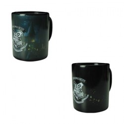 Figurine Tasse Thermosensible Harry Potter Hogwarts (1 pcs) Paladone Boutique Geneve Suisse