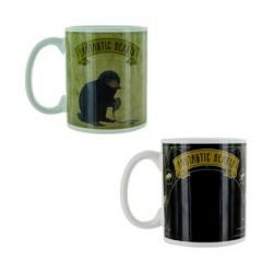 Figur Fantastic Beasts Niffler Heat Change Mug (1 pcs) Paladone Geneva Store Switzerland