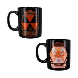 Figurine Tasse Call of Duty Nuketown Thermosensible (1 pcs) Boutique Geneve Suisse