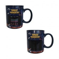 Figurine Tasse Space Invaders Thermosensible (1 pcs) Paladone Boutique Geneve Suisse