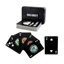 Figur Call of Duty Playing Cards Paladone Geneva Store Switzerland