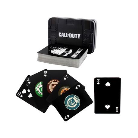 Figuren Call of Duty Playing Cards Paladone Genf Shop Schweiz