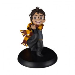 Figurine Harry Potter Harry's First Spell Q-Fig Quantum Mechanix Boutique Geneve Suisse