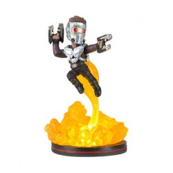 Figurine Marvel Guardians of the Galaxy Star Lord Q-Fig Quantum Mechanix Boutique Geneve Suisse