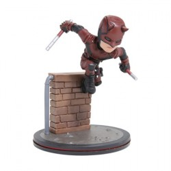 Figurine Marvel Daredevil Q-fig Quantum Mechanix Boutique Geneve Suisse