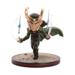 Figur Marvel Thor Ragnarok Loki Q-Fig Diorama Quantum Mechanix Geneva Store Switzerland