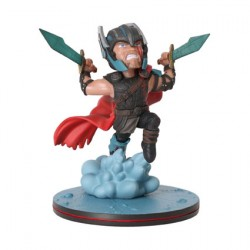 Figurine Marvel Thor Ragnarok Q-Fig Diorama Quantum Mechanix Boutique Geneve Suisse