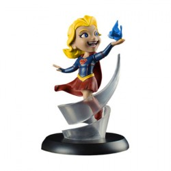 Figurine DC Comics Supergirl Q-Fig Quantum Mechanix Boutique Geneve Suisse