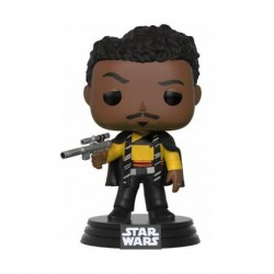 Figurine Pop Star Wars Han Solo Movie Lando Calrissian Funko Boutique Geneve Suisse