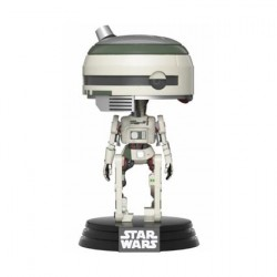 Figur Pop Star Wars Han Solo Movie L3-37 Funko Geneva Store Switzerland
