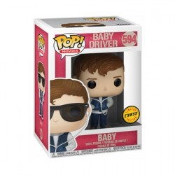 Figurine Pop Movie Baby Driver Baby Edition Limitée Chase Funko Boutique Geneve Suisse
