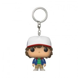 Figur Pop Pocket Keychains Stranger Things Dustin Funko Geneva Store Switzerland