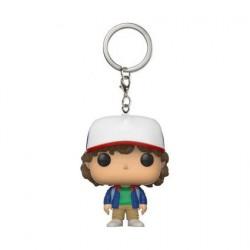 Figurine Pop Pocket Porte-clés Stranger Things Dustin Funko Boutique Geneve Suisse