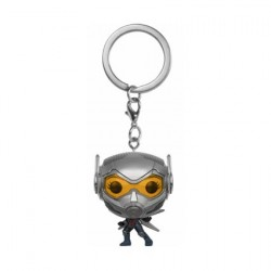 Figurine Pop Pocket Porte-clés Marvel Ant-Man and The Wasp The Wasp Funko Boutique Geneve Suisse