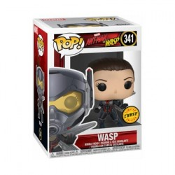 Figurine Pop Marvel Ant-Man and The Wasp - The Wasp Edition Limitée Chase Funko Boutique Geneve Suisse