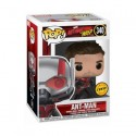 Pop Marvel Ant-Man and The Wasp Ant-Man Edition Limitée Chase